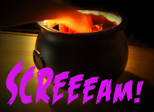 Screaming Cauldron