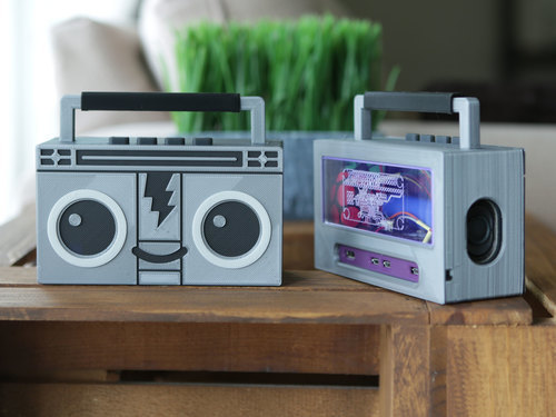 Boomy Pi Airplay Boombox