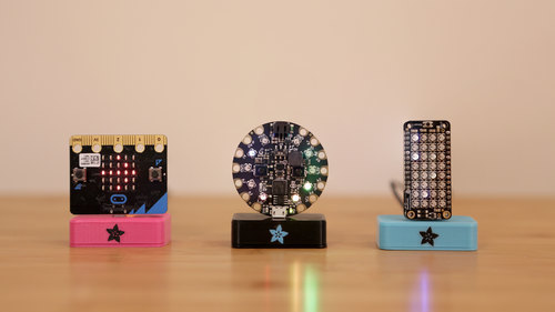Micro USB Dock for Circuit Playground
