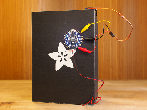 Combo Dial Safe with Circuit Playground Express