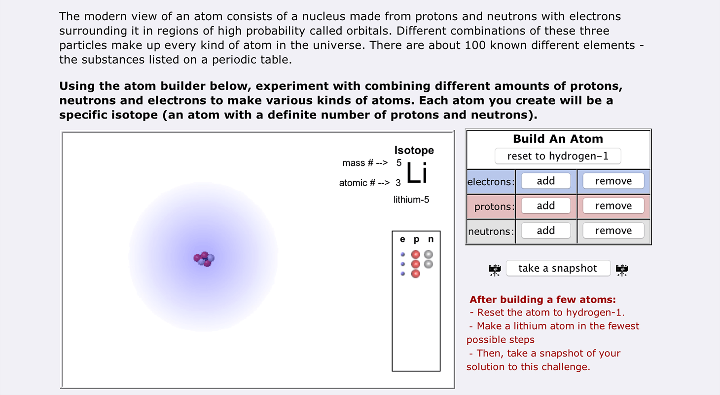 Atomic Structure | STEM Resource Finder
