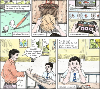 Chapter 1: Who Did Patrick's Homework? - NCERT - Class 6 - English