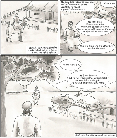 Chapter 1: A Tale of Two Birds - NCERT - Class 6 - English   Learnapt