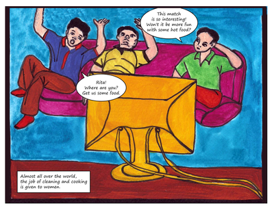 Chapter 4- Growing up as Boys and Girls - NCERT - Class 7 - Civics