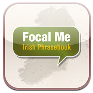 Focal Me Irish words app