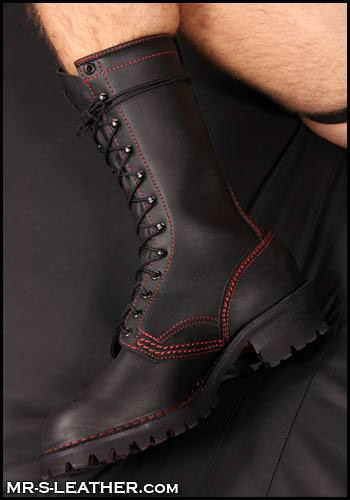 leather boots in Dublin 28332