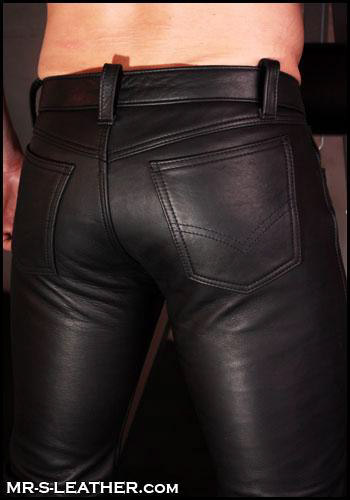 leather pants in De Soto 50069