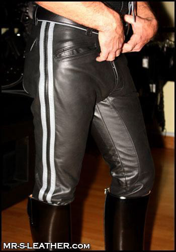 leather pants in Brant Rock 02020