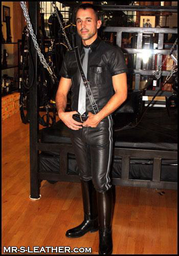 leather pants in Mount Cory 45868