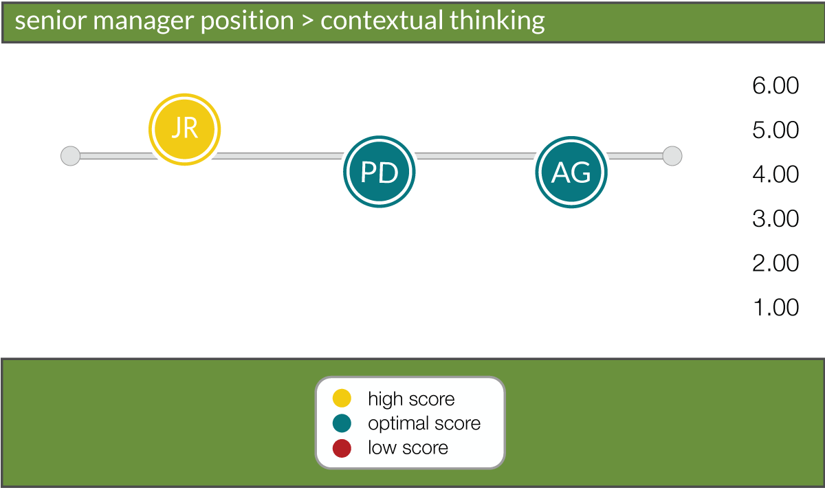 contextual thinking scale