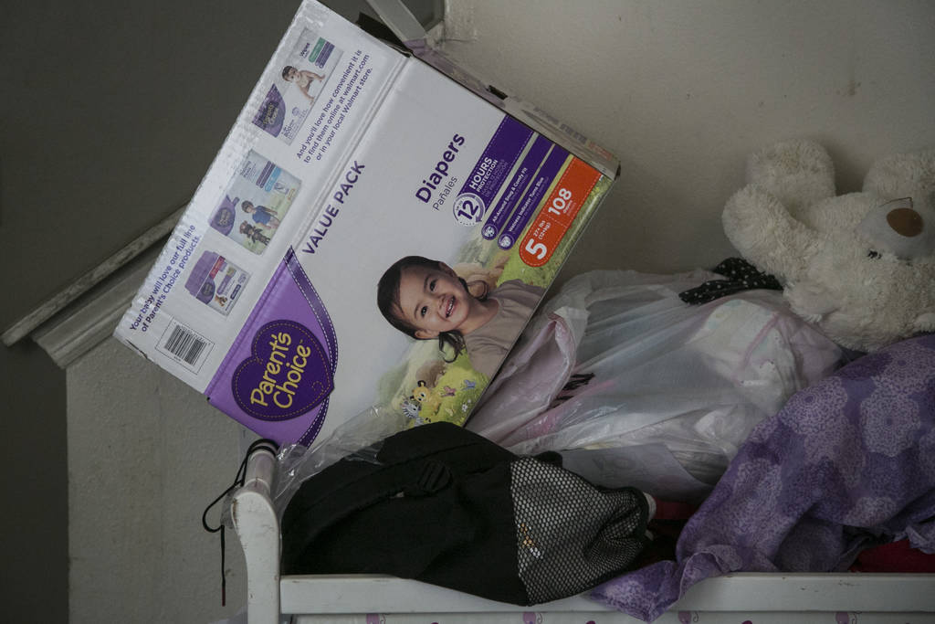 The bottom line: One in three families can't afford diapers  Why are