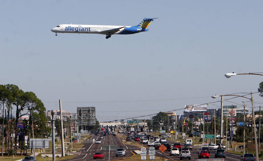 When Allegiant Air S Planes Started Failing More And More
