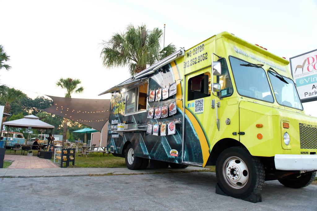 Munchies Food Truck Florida