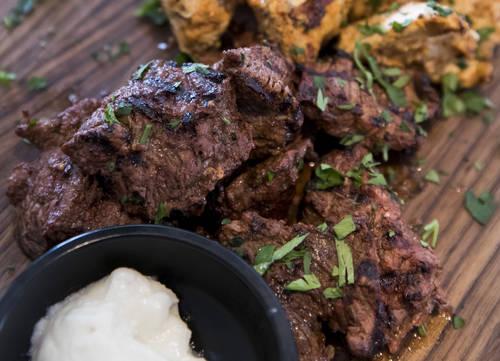 Taste of Lebanon  [MONICA HERNDON  |  Times]