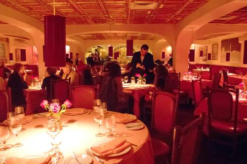 The dining room   [ALESSANDRA DA PRA  |  Times]