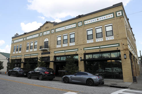 Hall on Franklin exterior [MONICA HERNDON  |  Times]