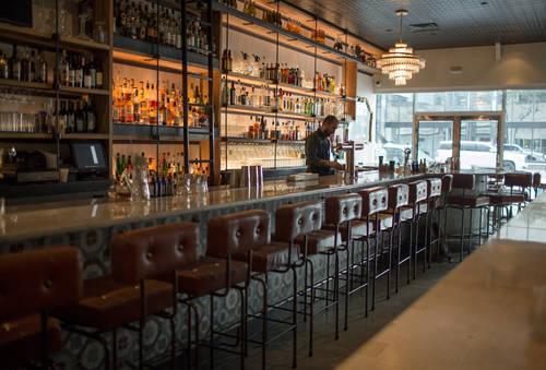 Interior of Hotel Bar  [GABRIELLA ANGOTTI-JONES  |  Times]