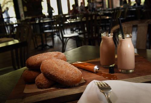 Portuguese donuts  [CHRIS URSO |  Times]