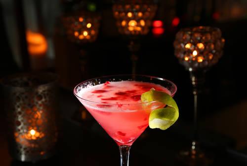 Bardot martini  [DOUGLAS R. CLIFFORD  |  Times]