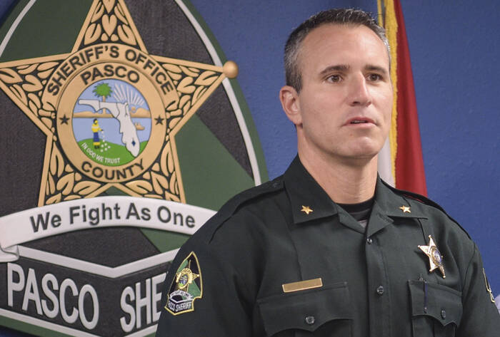 gary1 Pasco county, Florida sheriff created a futuristic program to stop crime before it happens. It monitors and harasses families across the county. Featured Top Stories U.S. [your]NEWS