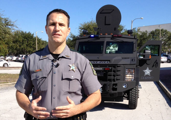 Pasco Sheriff Chris Nocco's tactics are controversial ...