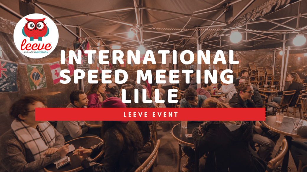 International Speed Meeting Lille