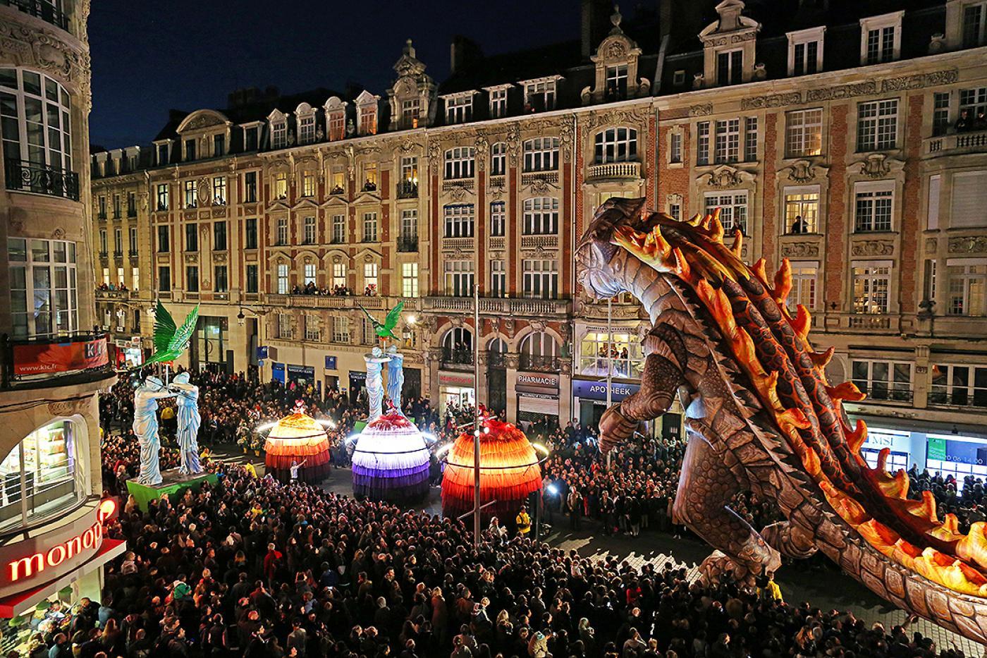 Carnaval à Lille