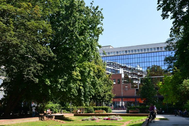 Parc à Lille