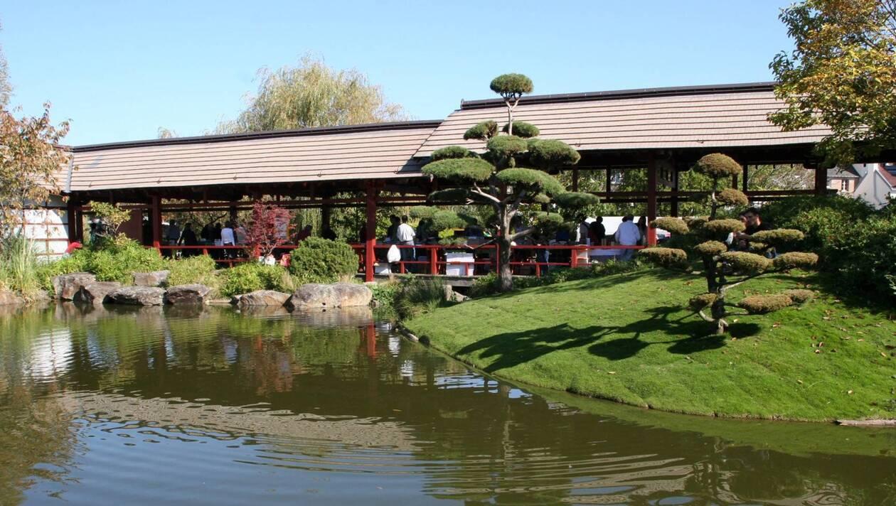 Jardin Japonais à Nantes