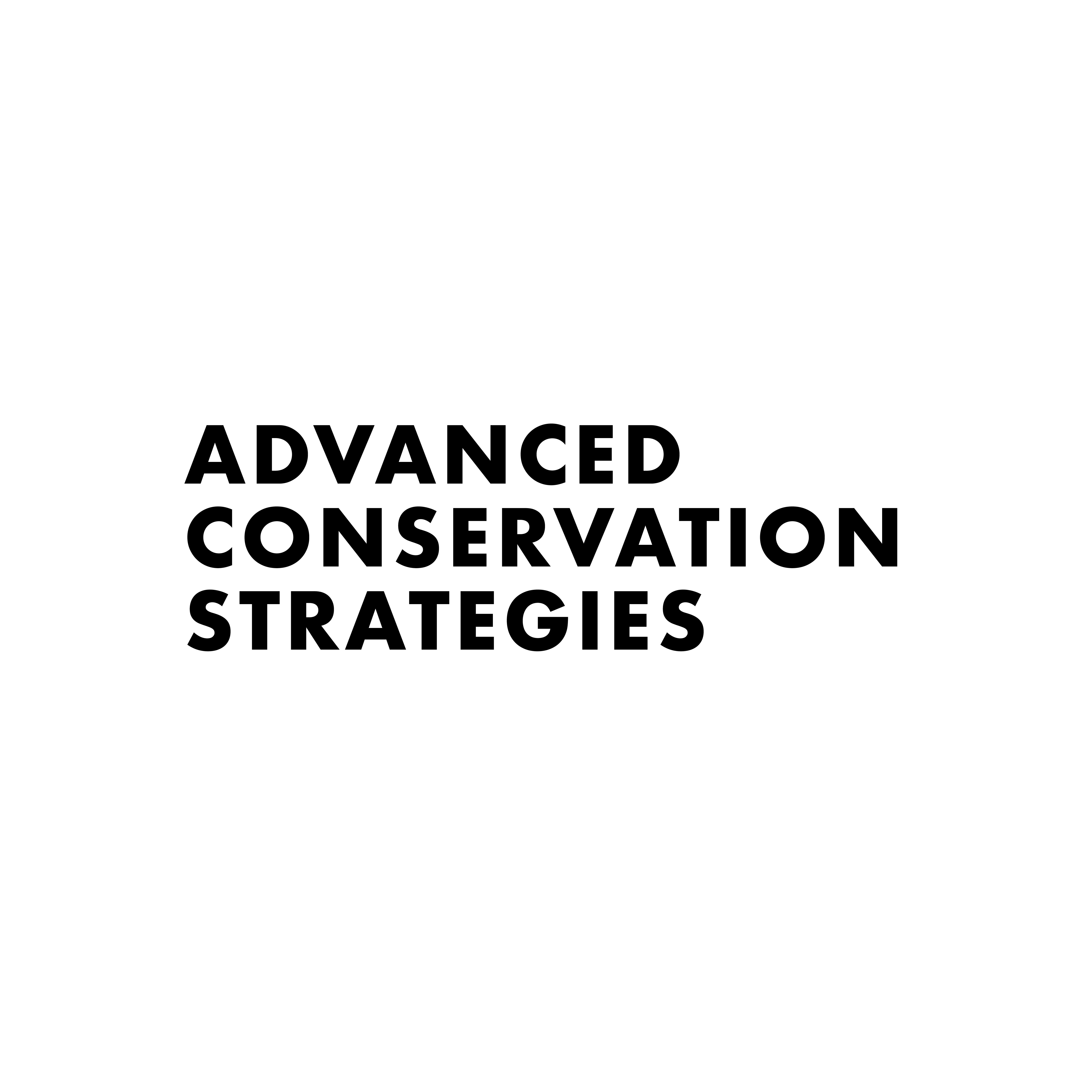 Advanced Conservation Strategies logo