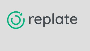 Replate logo