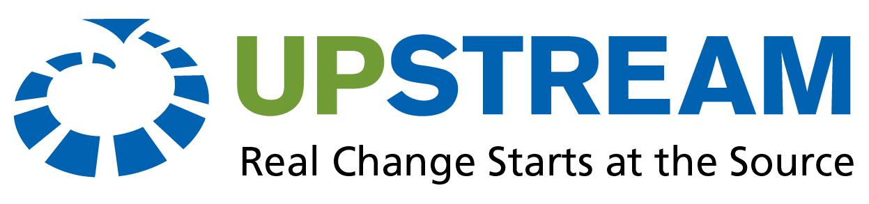 UPSTREAM logo