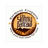 The Skinny Pancake logo