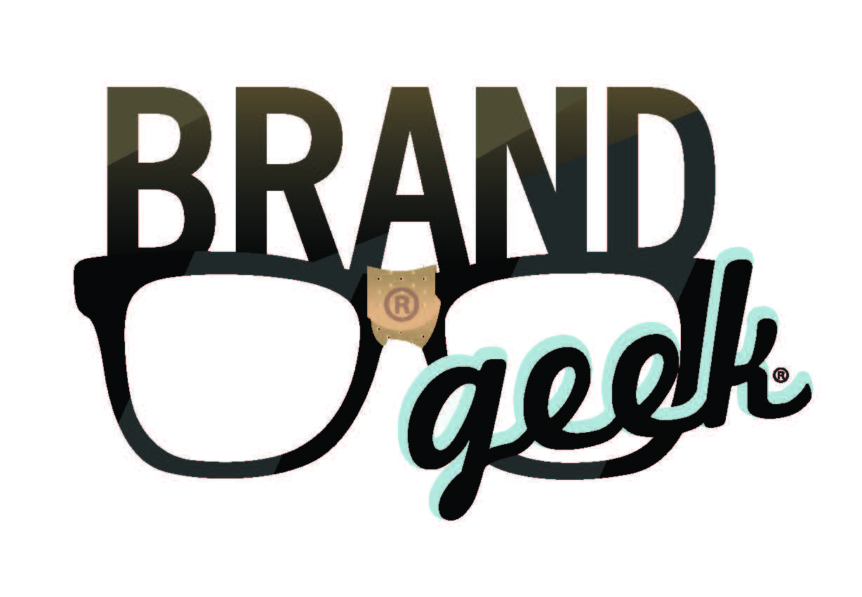 Law Office of Lara Pearson Ltd PBC, Brand Geek logo