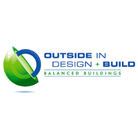 Outside In Design + Build logo