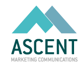 Ascent Marketing Communications logo