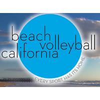 Beach Volleyball California logo