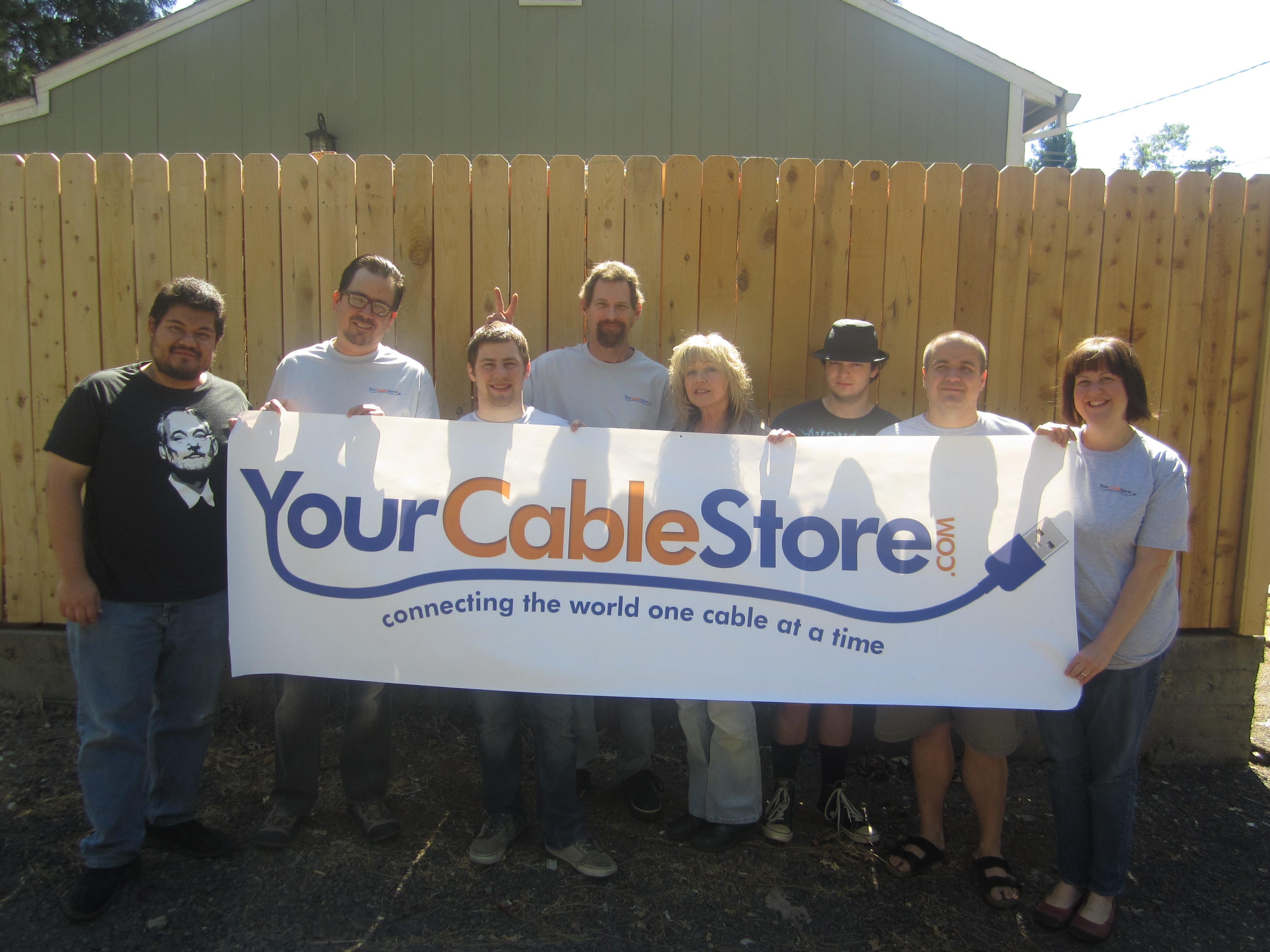 YourCableStore.com logo