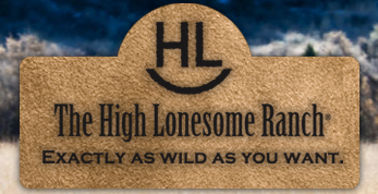 The High Lonesome Ranch logo