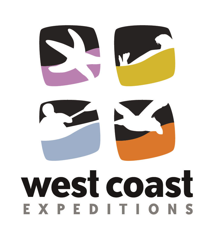 West Coast Expeditions logo
