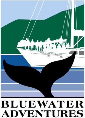 Bluewater Adventures logo