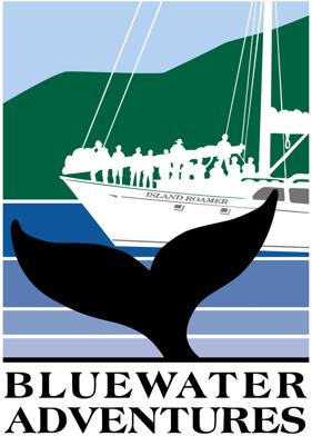Bluewater Adventures logo
