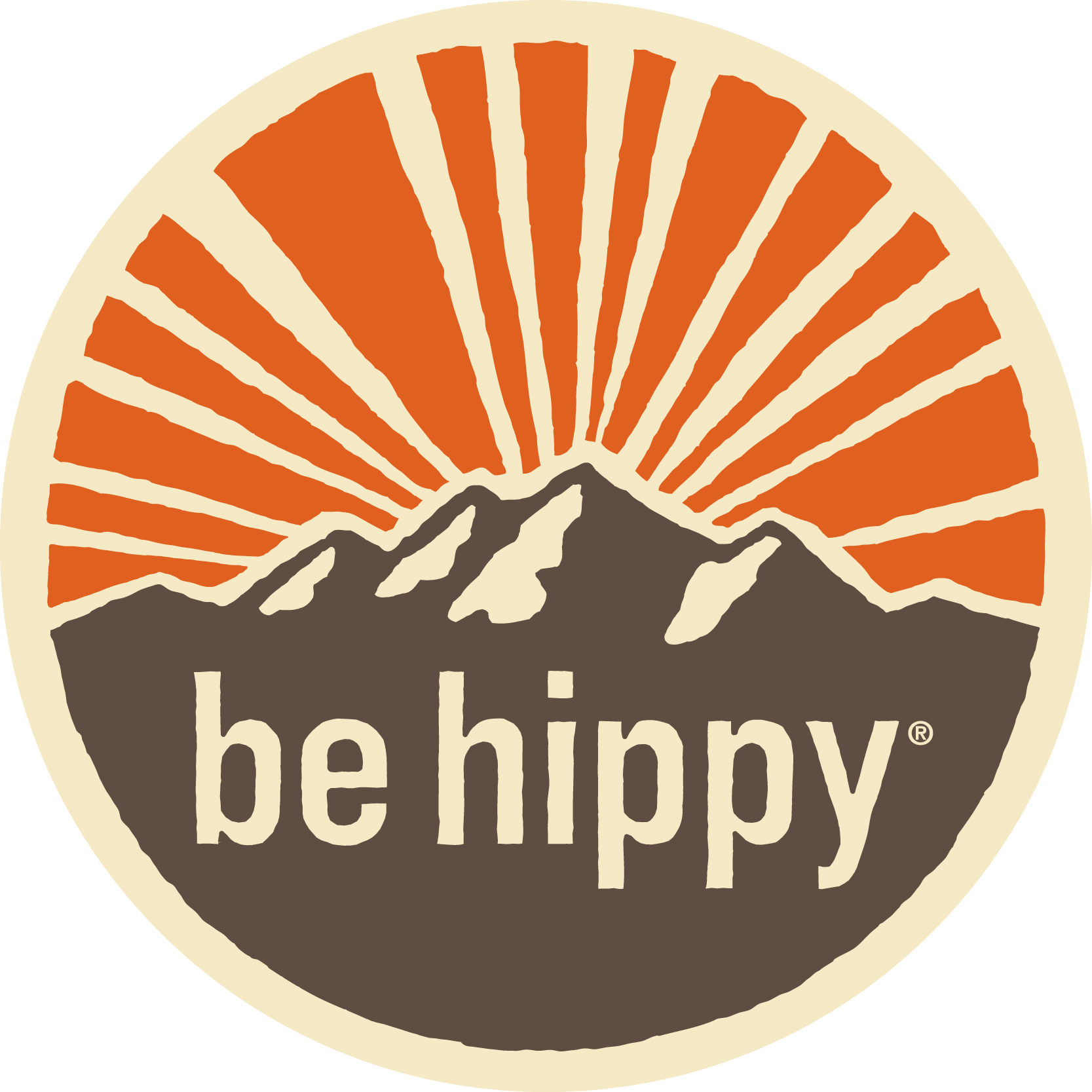 BE HIPPY logo