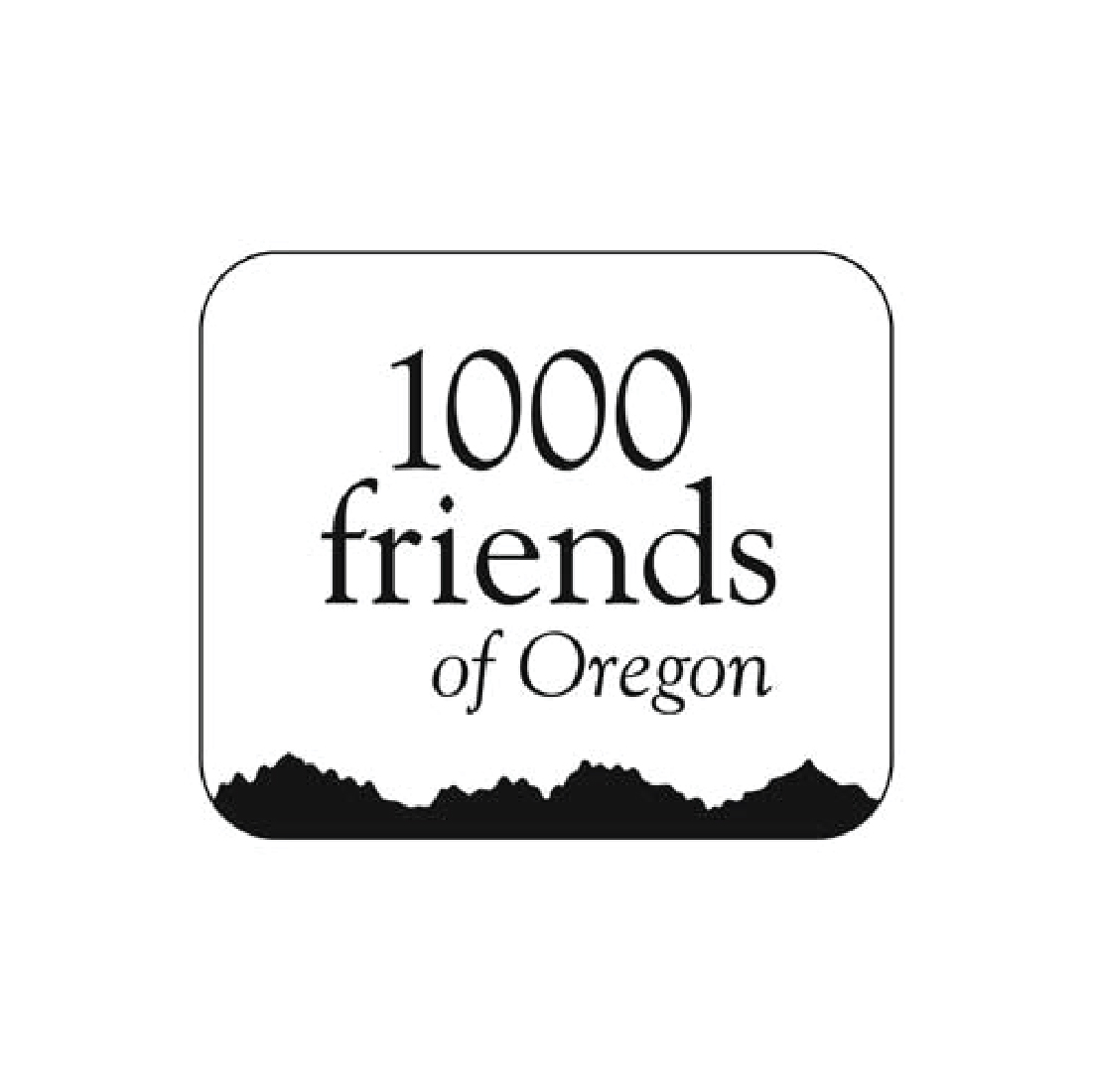 1000 Friends of Oregon logo