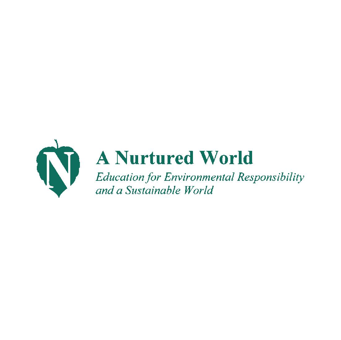 A Nurtured World logo