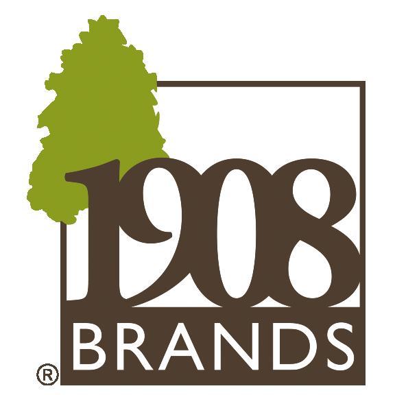 1908 Brands logo
