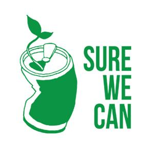 Sure We Can logo