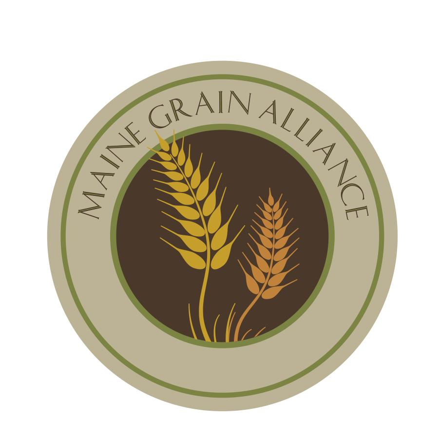 Maine Grain Alliance logo