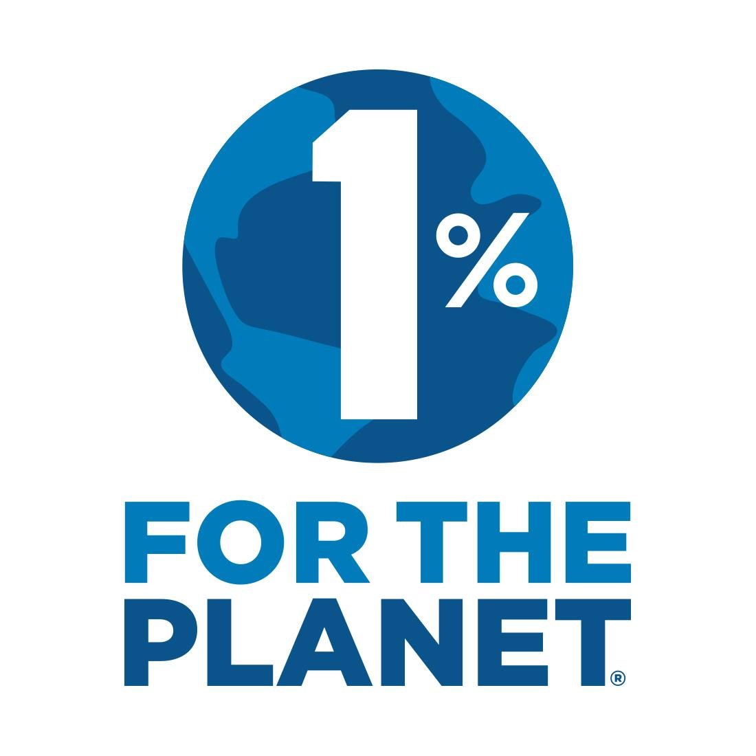 1% for the Planet France logo