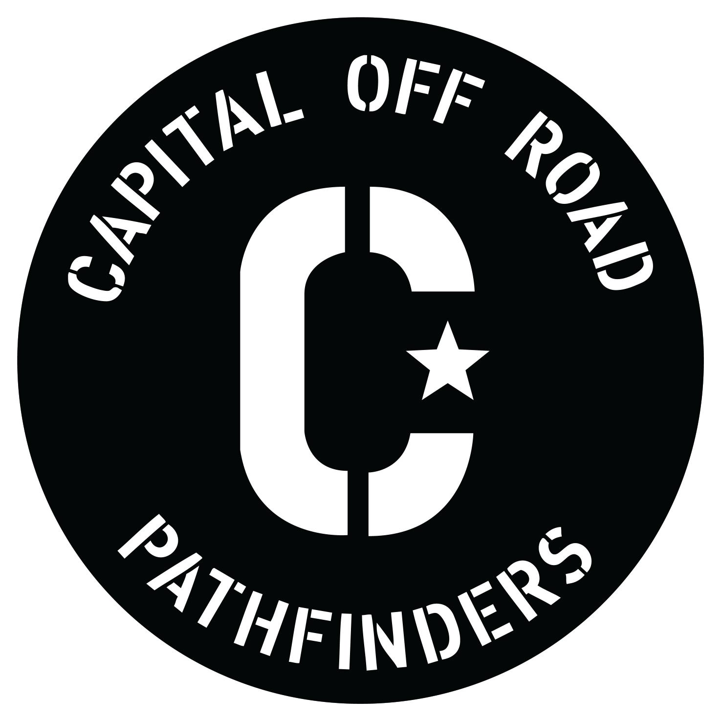 Capital Off Road Pathfinders, Inc. (local Chapter of International Mountain Bicycling Association) logo